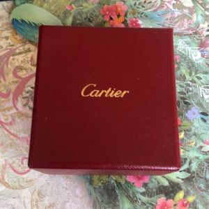 Cartier Other - Cartier Box from a ring